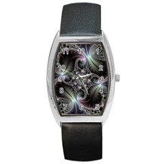 Beautiful Curves Barrel Style Metal Watch by Simbadda
