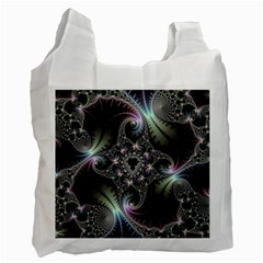 Beautiful Curves Recycle Bag (two Side)  by Simbadda