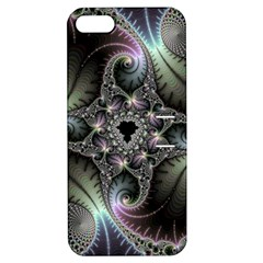 Beautiful Curves Apple Iphone 5 Hardshell Case With Stand by Simbadda