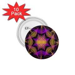 Pattern Design Geometric Decoration 1 75  Buttons (10 Pack) by Simbadda