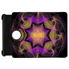 Pattern Design Geometric Decoration Kindle Fire Hd 7  by Simbadda