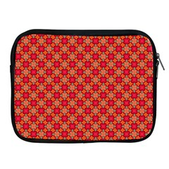 Abstract Seamless Floral Pattern Apple Ipad 2/3/4 Zipper Cases by Simbadda