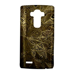 Peacock Metal Tray Lg G4 Hardshell Case by Simbadda