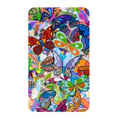 Color Butterfly Texture Memory Card Reader by Simbadda