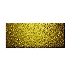 Patterns Gold Textures Cosmetic Storage Cases by Simbadda
