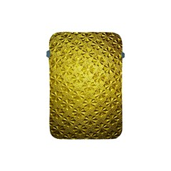 Patterns Gold Textures Apple Ipad Mini Protective Soft Cases by Simbadda