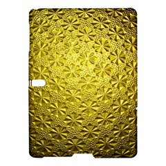 Patterns Gold Textures Samsung Galaxy Tab S (10 5 ) Hardshell Case  by Simbadda