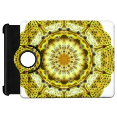 Fractal Flower Kindle Fire Hd 7  by Simbadda