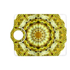 Fractal Flower Kindle Fire Hd (2013) Flip 360 Case by Simbadda