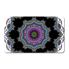 Fractal Lace Magnet (rectangular)