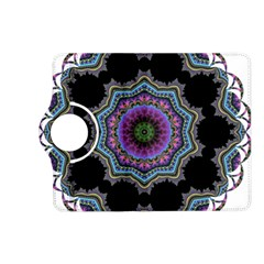 Fractal Lace Kindle Fire Hd (2013) Flip 360 Case by Simbadda
