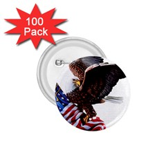 Independence Day United States 1.75  Buttons (100 pack)