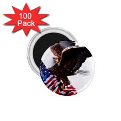 Independence Day United States 1 75  Magnets (100 Pack)  by Simbadda