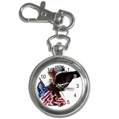Independence Day United States Key Chain Watches by Simbadda
