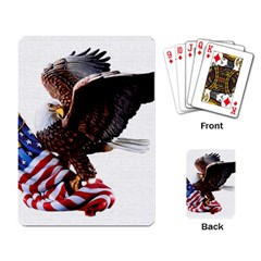 Independence Day United States Playing Card by Simbadda