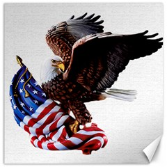 Independence Day United States Canvas 20  X 20   by Simbadda