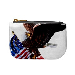 Independence Day United States Mini Coin Purses by Simbadda