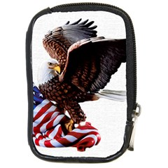 Independence Day United States Compact Camera Cases by Simbadda