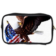 Independence Day United States Toiletries Bags 2 Side by Simbadda