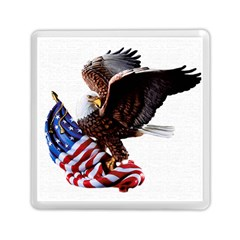 Independence Day United States Memory Card Reader (square)  by Simbadda