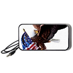 Independence Day United States Portable Speaker (black) by Simbadda