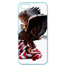 Independence Day United States Apple Seamless Iphone 5 Case (color) by Simbadda