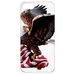 Independence Day United States Apple Iphone 5 Classic Hardshell Case by Simbadda