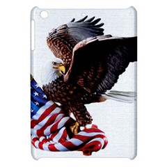 Independence Day United States Apple Ipad Mini Hardshell Case by Simbadda