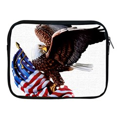 Independence Day United States Apple Ipad 2/3/4 Zipper Cases by Simbadda
