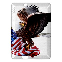 Independence Day United States Kindle Fire Hdx Hardshell Case by Simbadda