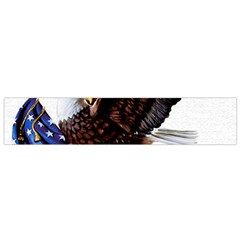 Independence Day United States Flano Scarf (small) by Simbadda