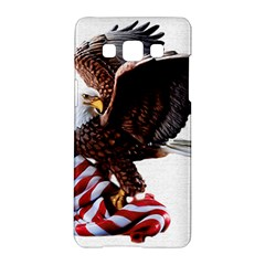 Independence Day United States Samsung Galaxy A5 Hardshell Case  by Simbadda