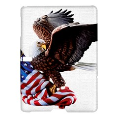 Independence Day United States Samsung Galaxy Tab S (10 5 ) Hardshell Case  by Simbadda