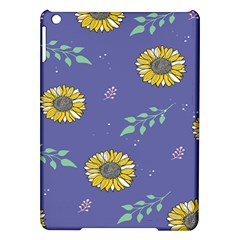 Floral Flower Rose Sunflower Star Leaf Pink Green Blue Yelllow Ipad Air Hardshell Cases by Alisyart