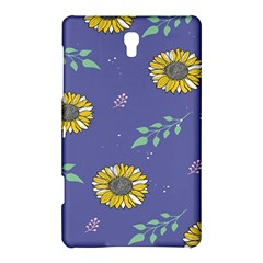 Floral Flower Rose Sunflower Star Leaf Pink Green Blue Yelllow Samsung Galaxy Tab S (8 4 ) Hardshell Case  by Alisyart