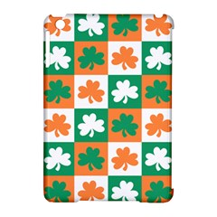 Ireland Leaf Vegetables Green Orange White Apple Ipad Mini Hardshell Case (compatible With Smart Cover) by Alisyart