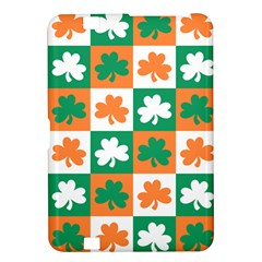 Ireland Leaf Vegetables Green Orange White Kindle Fire Hd 8 9  by Alisyart