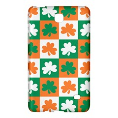 Ireland Leaf Vegetables Green Orange White Samsung Galaxy Tab 4 (8 ) Hardshell Case  by Alisyart