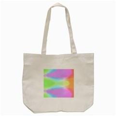 Abstract Background Colorful Tote Bag (cream) by Simbadda