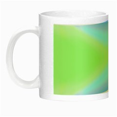 Abstract Background Colorful Night Luminous Mugs by Simbadda
