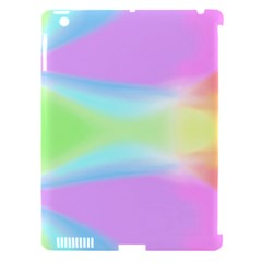 Abstract Background Colorful Apple Ipad 3/4 Hardshell Case (compatible With Smart Cover) by Simbadda