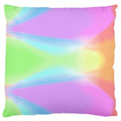 Abstract Background Colorful Large Cushion Case (two Sides) by Simbadda