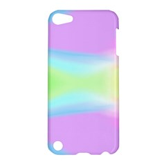 Abstract Background Colorful Apple Ipod Touch 5 Hardshell Case by Simbadda