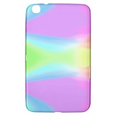 Abstract Background Colorful Samsung Galaxy Tab 3 (8 ) T3100 Hardshell Case  by Simbadda