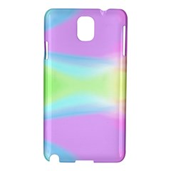 Abstract Background Colorful Samsung Galaxy Note 3 N9005 Hardshell Case by Simbadda