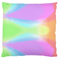 Abstract Background Colorful Standard Flano Cushion Case (two Sides) by Simbadda