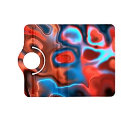 Abstract Fractal Kindle Fire Hd (2013) Flip 360 Case by Simbadda