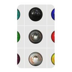 9 Power Buttons Memory Card Reader by Simbadda