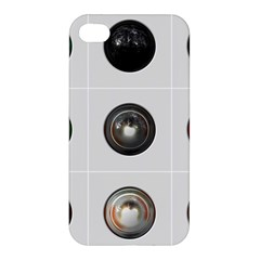 9 Power Buttons Apple Iphone 4/4s Hardshell Case by Simbadda