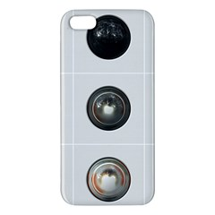 9 Power Buttons Iphone 5s/ Se Premium Hardshell Case by Simbadda